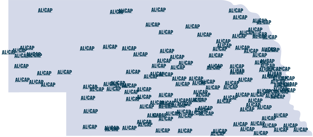 ALICAP Map 1